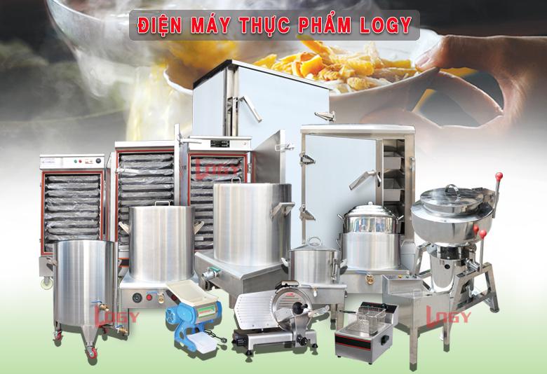 Điện máy thực phẩm logy