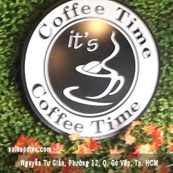 coffee time LOGY