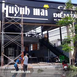 Cafe điểm tâm Huỳnh Mai