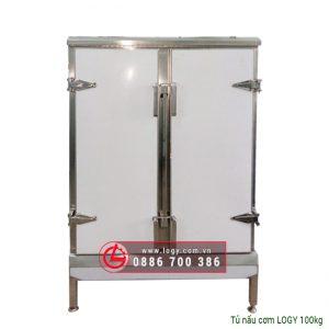 tủ hấp cơm logy 100kg