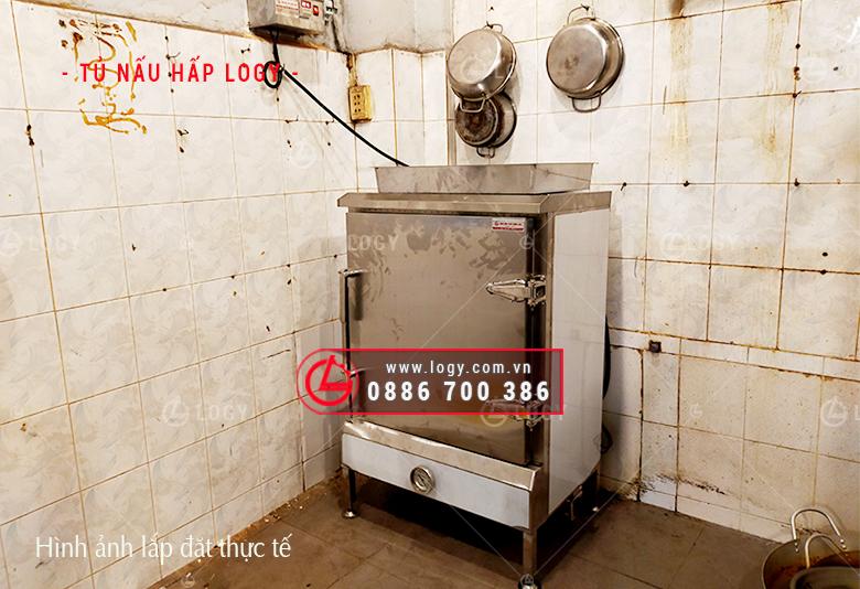 Tủ hấp cơm 30 Kg