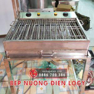 bếp nướng điện logy